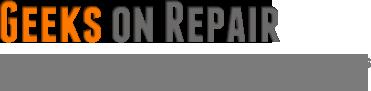 geeks on repair logo